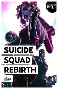 Suicide squad rebirth. Volume 1, La chambre noire : Urban été 2021