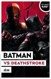 Batman vs Deathstroke : Urban été 2021