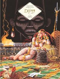 Djinn. Volume 9, Le roi Gorille