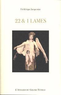 22 & 1 lames