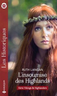L'insoumise des Highlands : Vikings & Highlanders
