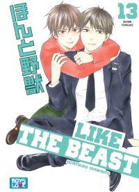 Like the beast. Volume 13