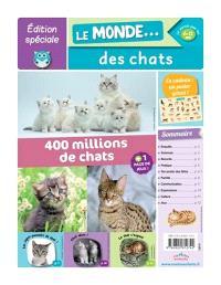 Le monde... des chats