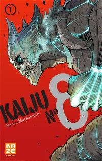 Kaiju n° 8. Volume 1