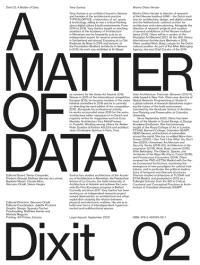 Dixit n° 02 – A Matter of Data