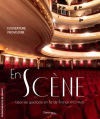 En scène : lieux de spectacle en Ile-de-France, 1910-1940
