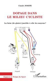 Dopage dans le milieu cycliste : la faim (de gloire) justifie-t-elle les moyens ?