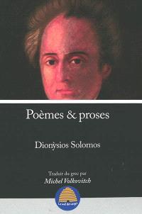Poèmes & proses