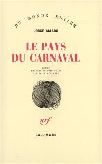 Le Pays du carnaval