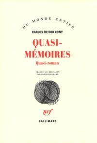 Quasi-mémoires : quasi-roman