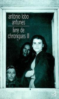Livre de chroniques. Volume 3