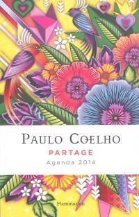 Paulo Coelho, partage : agenda 2014