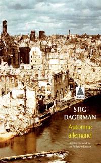 Automne allemand