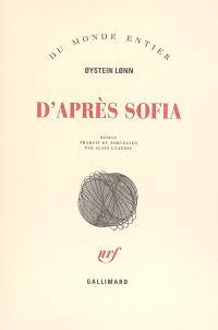 D'après Sofia