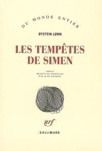 Les tempêtes de Simen