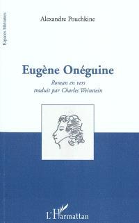 Eugène Onéguine : roman en vers