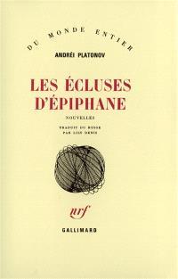 Les écluses d'Épiphane