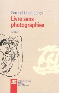 Livre sans photographies