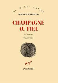Champagne au fiel