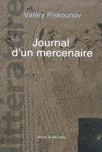 Journal d'un mercenaire