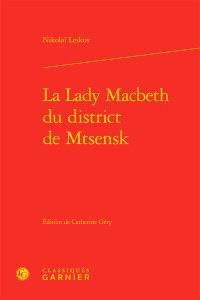 La Lady Macbeth du district de Mtsensk