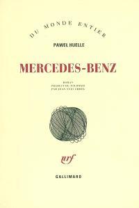 Mercedes-Benz : sur des lettres à Hrabal