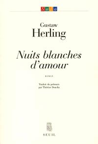 Nuits blanches d'amour