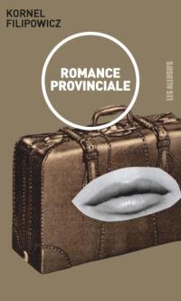 Romance provinciale  : roman