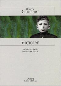 Victoire; Précédé de La guerre des juifs