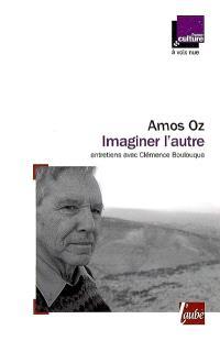 Imaginer l'autre : entretiens avec Clémence Boulouque diffusés en mars 2008