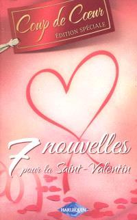 7 nouvelles pour la Saint-Valentin