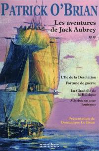 Les aventures de Jack Aubrey. Volume 2