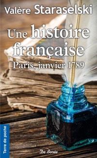Une histoire française : Paris, janvier 1789