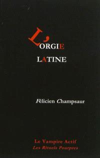 L'orgie latine