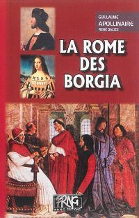 La Rome des Borgia