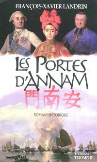 Les portes d'Annam : roman historique