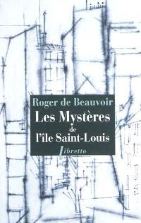 Les mystères de l'île Saint-Louis : chroniques de l'hôtel Pimodan