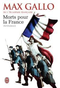 Morts pour la France : intégrale