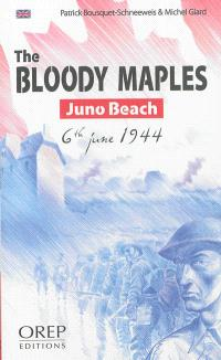 The bloody maples : Juno Beach, 6th June 1944