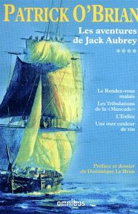 Les aventures de Jack Aubrey. Volume 4