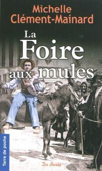 La foire aux mules