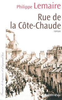 Rue de la Côte-Chaude