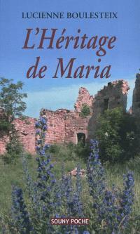 L'héritage de Maria