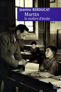 Martin le maître d'école