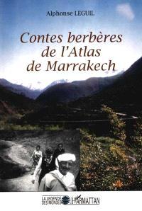 Contes berbères de l'Atlas de Marrakech. Volume 2