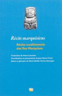 Récits marquisiens : récits traditionnels des îles Marquises