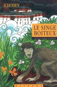 Le singe boiteux : contes et légendes du Bhoutan