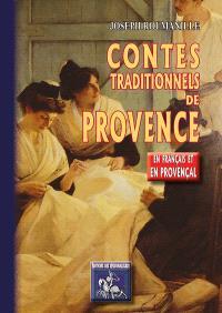 Conte prouvençau : emé la revirado franceso = Contes provençaux : avec la traduction française