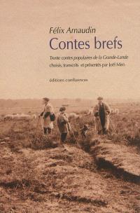 Contes brefs : trente contes populaires de la Grande-Lande