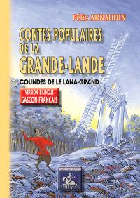 Contes populaires de la Grande-Lande = Coundes de le Lana-Grand